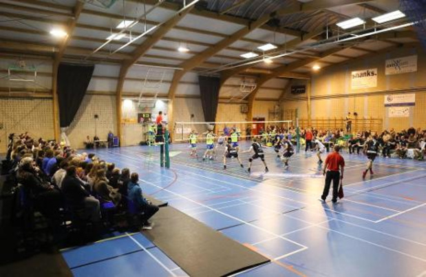 Volleybalclub Guibertin krijgt ook van BAS geen licentie