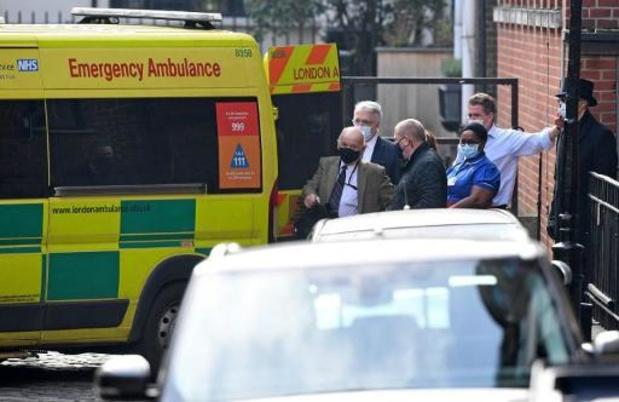 Le prince Philip transféré dans un autre hôpital de Londres pour des examens cardiaques