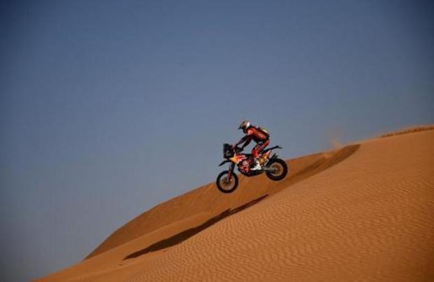 Oud-winnaar Toby Price valt uit na zware crash in Dakar 2021
