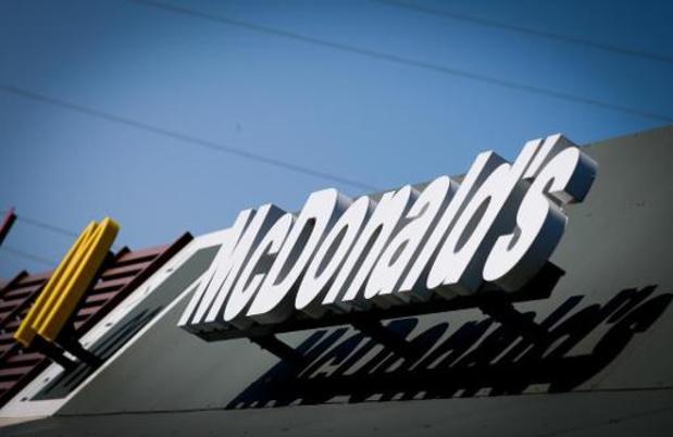 McDonald's: après le renvoi du patron pour une liaison, le DRH s'en va aussi