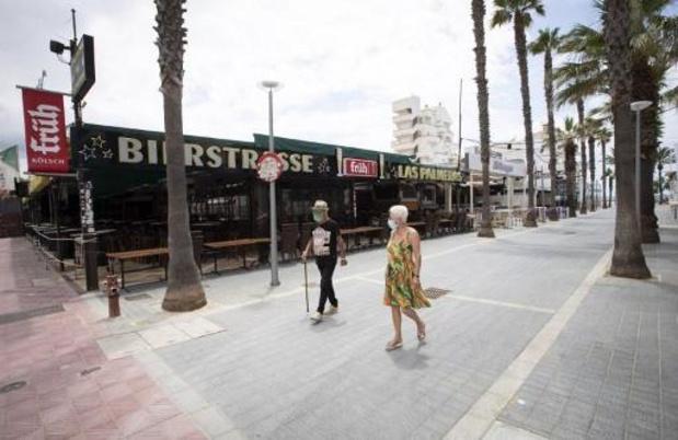 Frankrijk wordt volledig rode zone - enkel La Palma blijft groene zone in Europa