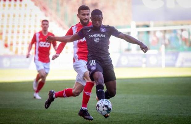 Anderlecht renoue avec la victoire en remportant le Clasico 1-3 au Standard