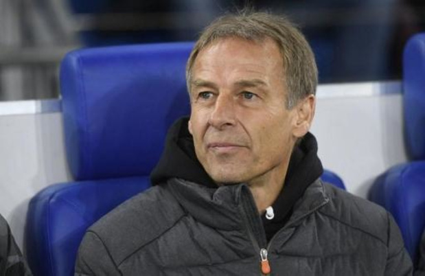 Jürgen Klinsmann n'est plus l'entraîneur du Hertha Berlin