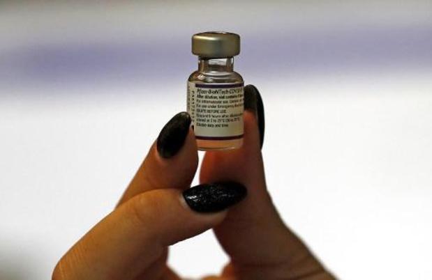 België krijgt voorlopig enkel nog vaccinleveringen van Pfizer