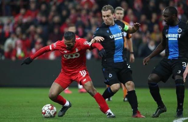Standard - FC Bruges à l'affiche de la 9e journée de championnat