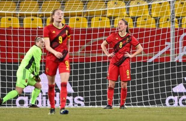 Red Flames - Red Flames gaan met 2-0 onderuit in Duitsland