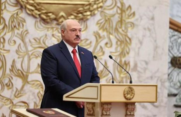 Interdit de JO, le président biélorusse Alexandre Loukachenko s'en prend au CIO