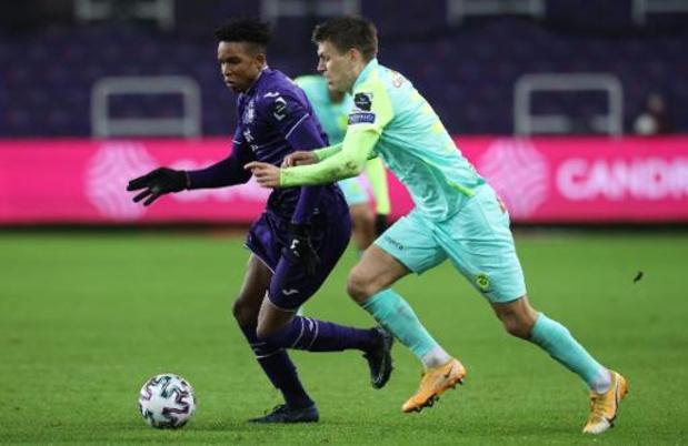Jupiler Pro League - Joakim Maehle quitte Genk pour l'Atalanta Bergame