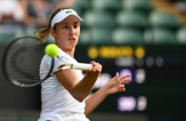 Wimbledon - Elise Mertens en première rotation en double sur le Court N.1 vendredi
