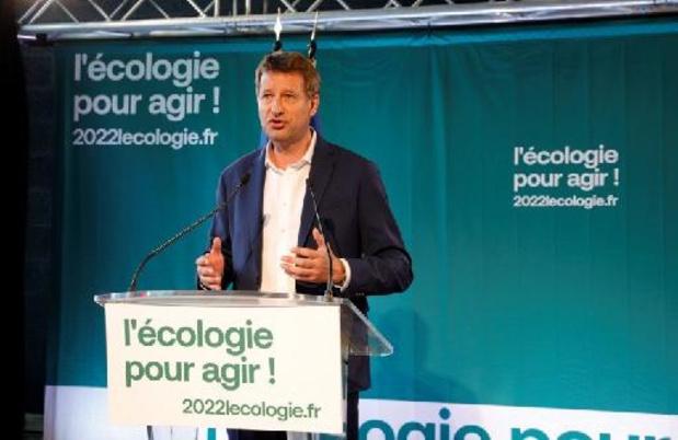 Yannick Jadot wint de presidentiële primary bij Franse Groenen