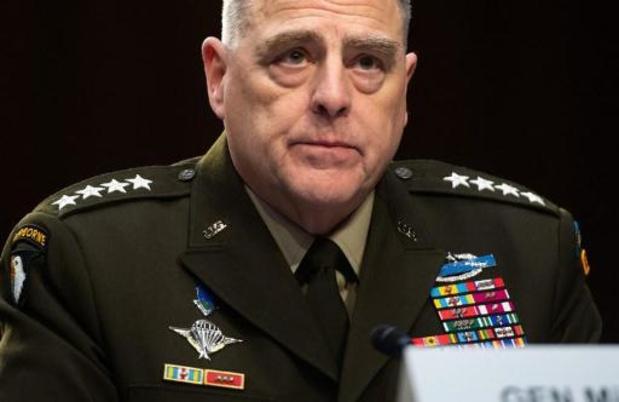 """Le Pentagone table sur """"90 jours"""" de crise"""