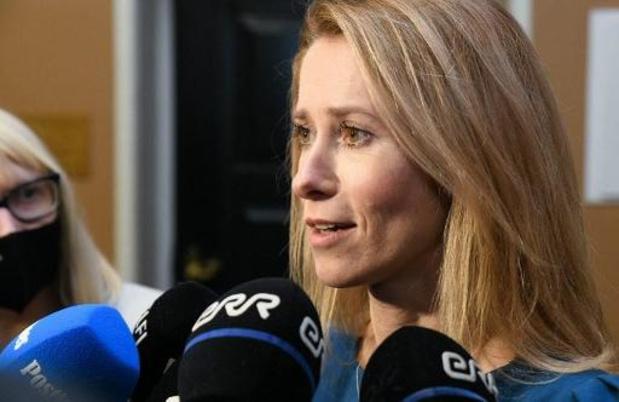 Eerste vrouw aangesteld als premier van Estland
