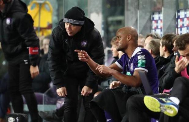 Jupiler Pro League - Pär Zetterberg zelf verrast door ontslag bij RSC Anderlecht