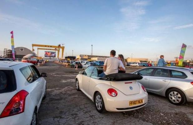 Drive-inmuziekfestival in Kortrijk gaat niet door