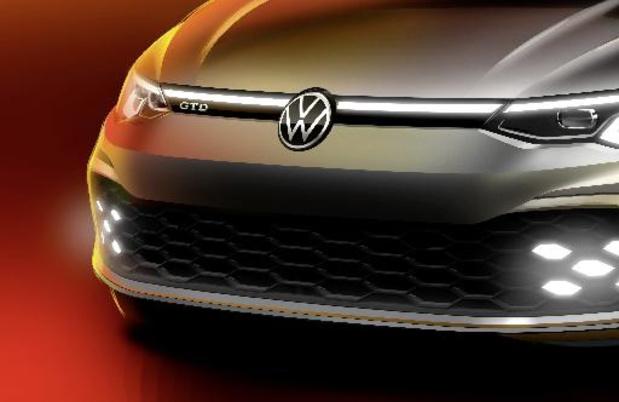 VW voorziet GTD-versie van Golf VIII