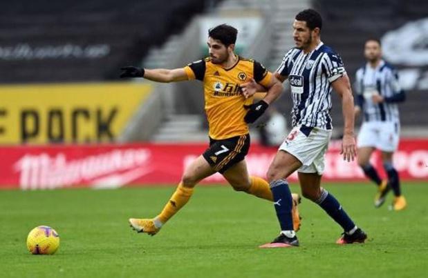 Wolverhampton et Dendoncker chutent face à West Bromwich Albion