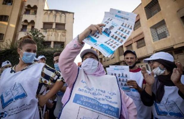 Maroc: ouverture des bureaux de vote pour les élections générales