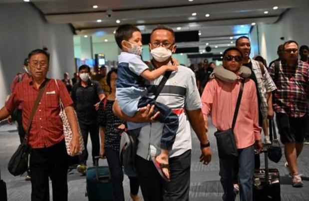 Coronavirus - Intussen 56 miljoen mensen afgesloten van de buitenwereld