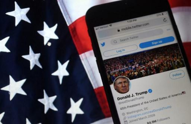 Présidentielle américaine 2020 : Twitter encadre les revendications de victoire