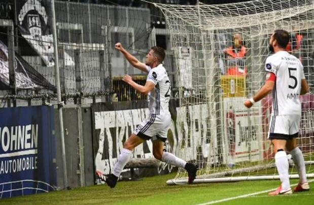 Jupiler Pro League - Gent gaat ook bij Eupen de boot in