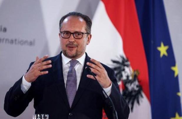 Coronavirus - Ook de Oostenrijkse buitenlandminister test positief