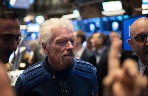 Richard Branson cherche un acheteur pour Virgin Atlantic