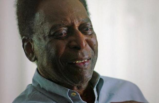 Voetballegende Pelé herstelt goed, laat dochter weten