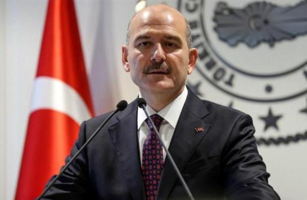 Turkije begint maandag met terugsturen van IS-strijders