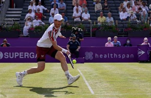 Andy Murray et Venus Williams reçoivent une wild card pour Wimbledon
