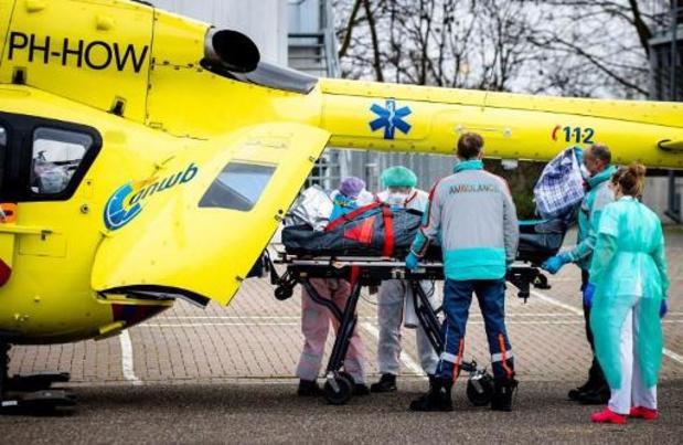 Meer dan 7.100 nieuwe besmettingen in Nederland