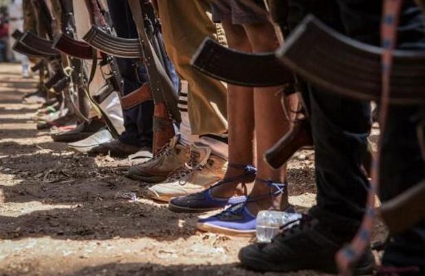 UNICEF maakt videoreeks over psychologisch trauma bij kindsoldaten