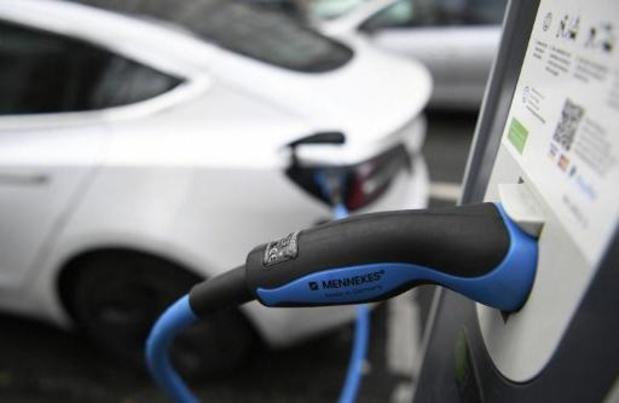 """Semaine de la Mobilité: """"À peine 0,2% du parc automobile wallon est électrique"""""""