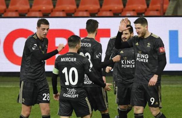 Jupiler Pro League - Standard kan in eigen huis niet winnen van OH Leuven