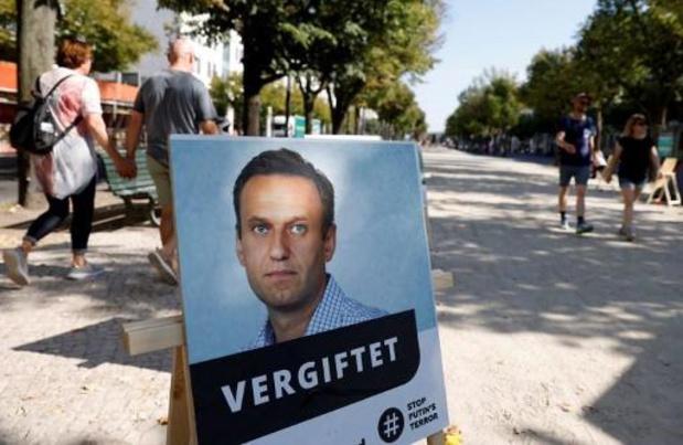 Vergiftiging Navalny - Poetin ziet geen basis voor onderzoek in Rusland