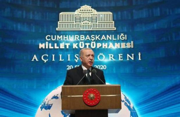 Erdogan bevestigt voor eerst aanwezigheid van pro-Turkse Syriërs in Libië