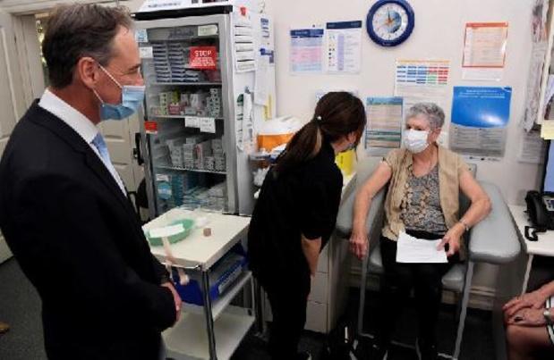 Coronavirus - Australië keurt coronavaccin Pfizer/BioNTech goed voor tieners van 12 tot 15 jaar