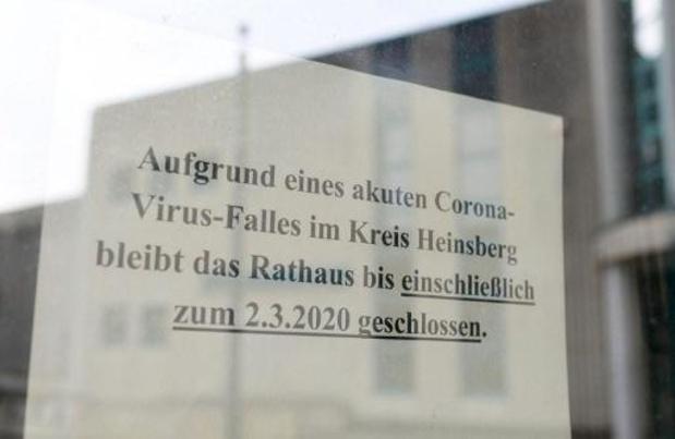 Coronavirus: Aantal besmettingen stijgt snel in Duits-Nederlandse grensregio