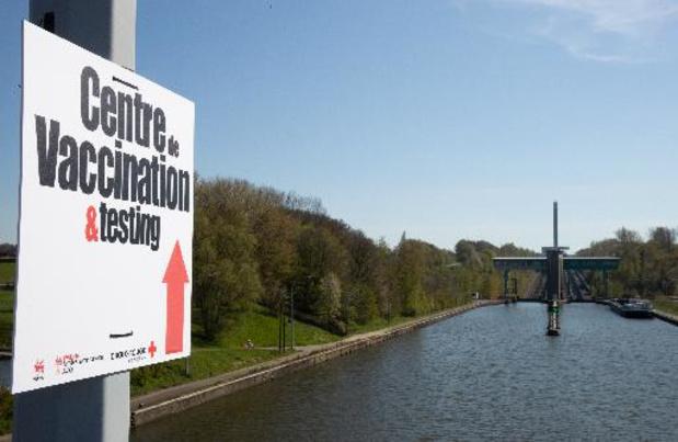 La Wallonie relance la vaccination des plus de 65 ans