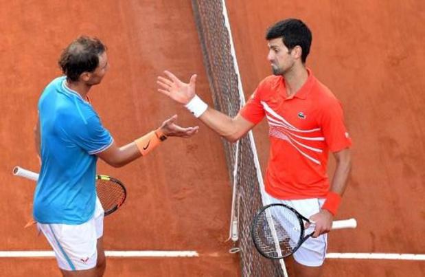 Novak Djokovic en sursis, David Goffin toujours 14e mondial