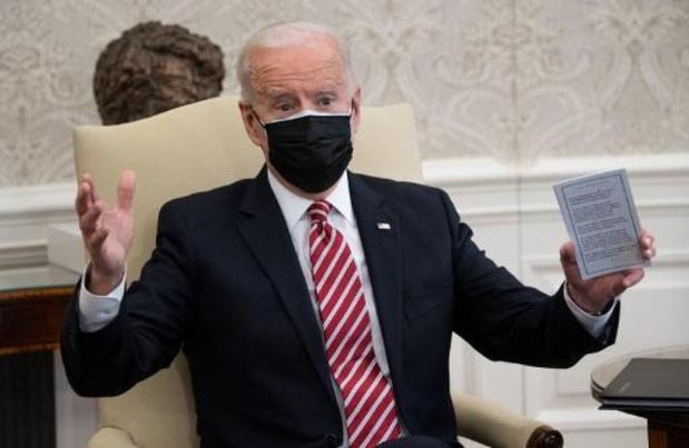Regering-Biden verdeelt 25 miljoen mondmaskers aan de Amerikanen