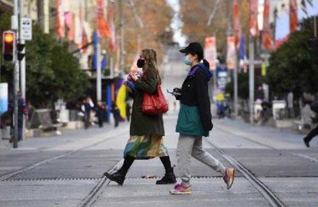 Coronavirus - Confinement immédiat des millions d'habitants de Melbourne, pour 7 jours