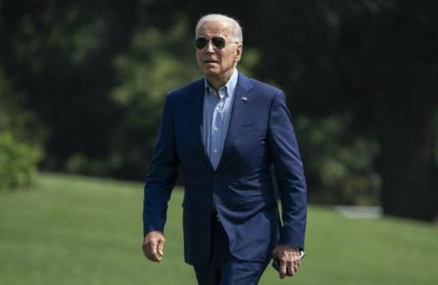 Biden ontvangt Iraakse premier