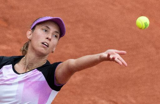 Elise Mertens éliminée en 8e de finale du double de Roland-Garros