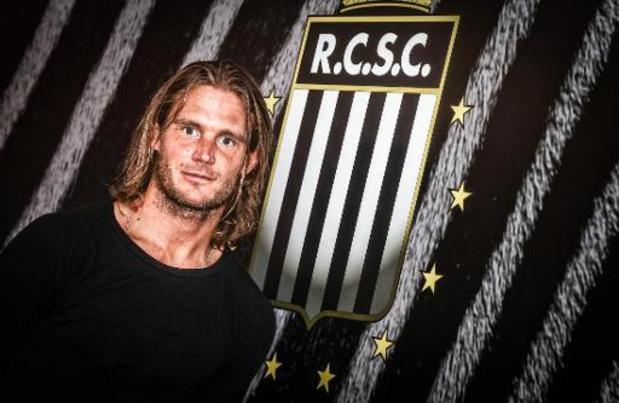Guillaume Gillet koos voor Charleroi omwille van de sportieve uitdaging