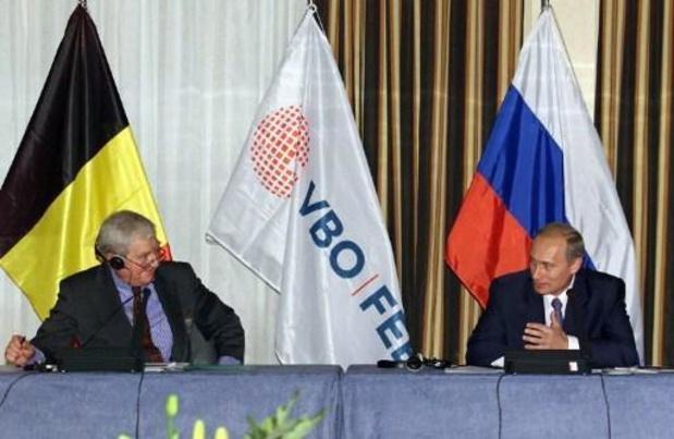 Poetin: Rusland is België niet dat een heel jaar zonder regering kan