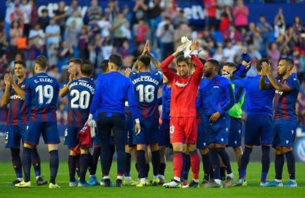 Levante jouera ses six derniers matchs à domicile à La Nucia