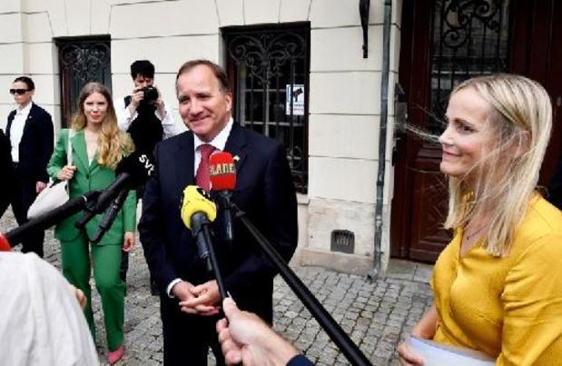 Zweedse premier stapt in november op