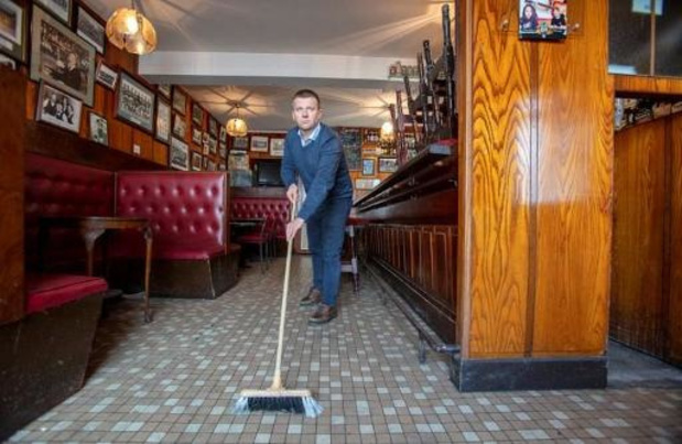 Ierse regering zet licht op groen voor heropening pubs