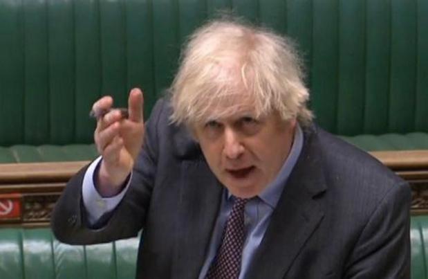 Premier Johnson wil tegen eind juni alle coronamaatregelen in Engeland afbouwen