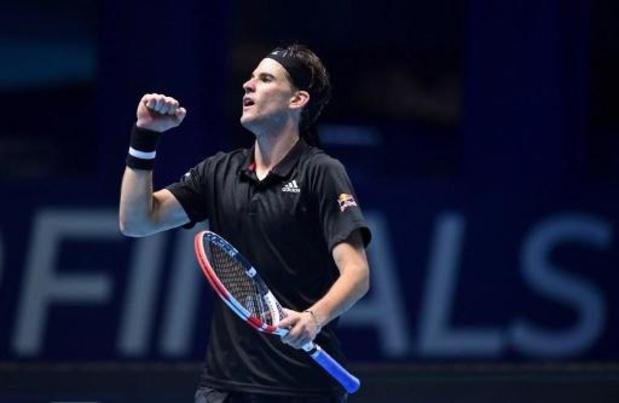 Thiem gagne le choc contre Nadal et prend une option sur les demi-finales